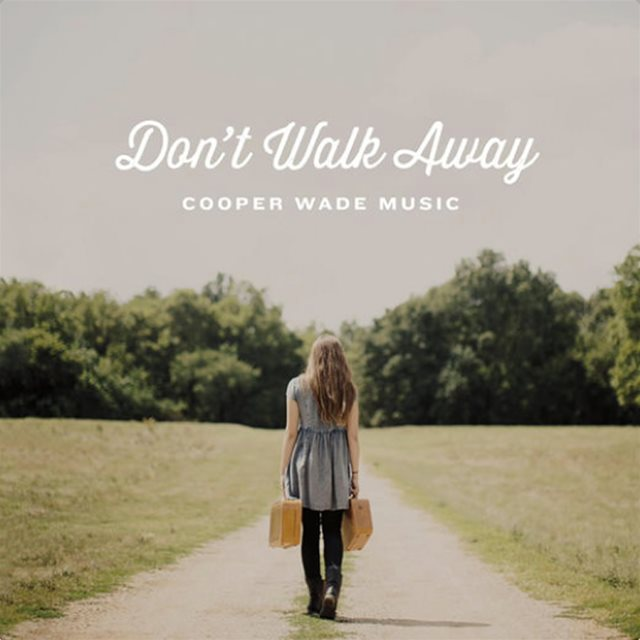 Don't Walk Away Single